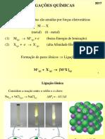 Ligações químicas - Química geral (04)