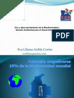 Uso y Aprovechamiento de la Biodiversidad y Gestión Ambiental para el Desarrollo Local