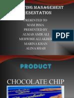 Marketing Management Ismail Industries