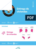 Entrega de Viviendas Presentacion
