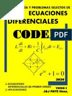 ECUACIONES DIFERENCIALES CODEX 2020 VOL I.pdf