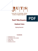 Assignments and Tutorials - Soil Mechanics - Spring New(2) (1).doc
