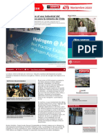» La experiencia alemana en el uso industrial del hidrógeno y sus beneficios para la minería de Chile