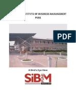 SIBM Pune E-Brochure