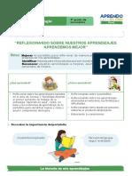 FICHA DE TRABAJO JORNADA DE REFLEXION  5° SECUNDARIA CIENCIA Y TECNOLOGIA.pdf