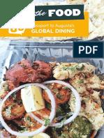 Digital Global Dining Passport