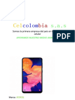 Celcolombia s.a-WPS Office planes de mercadeo