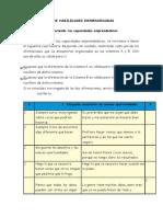 TEST DE EVALUACIÓN DE CAPACIDADES
