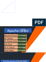 Appache Ofbiz