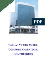 Tablas y Curvas del Comportamiento de Compresores.ppt