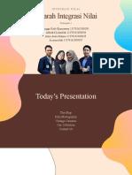 template Simple Presentation