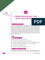 Lesson 22. Chromatography   Mass spectrophotometer (376 KB)