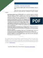 LA MAPPA DELLE NUOVE SANZIONI TRIBUTARIE (LEGGE DI STABILITA' 2011, N. 220 DEL 13 DICEMBRE 2010)
