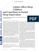 School Schedules Affect Sleep Timing in Children and Contribute to Partial Sleep Deprivation.pdf