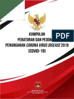 Kumpulan Peraturan & Pedoman Penanganan Covid-19.PDF