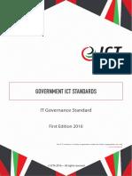 IT Governance Standard Revised