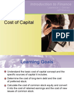 Cost of capital Mankeu.en.id
