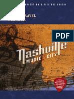 Nashvillle Group Travel Planner 2011