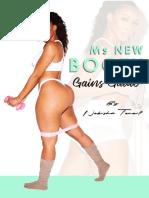 Nekisha Taneil - Booty Gains Guide