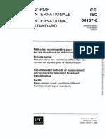 IEC 60107-6-1989 scan
