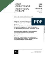 IEC 60107-5-1999