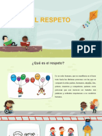 Valor respeto