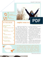 January Newsletter 2011 Final