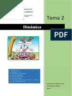 Tema 2 Dinamica 4 eso fisica y quimica