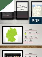Virtuelle Stadtreise durch Mainz