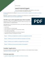 Retrouver un appareil Android égaré - Aide Compte Google