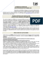 EVALUACIÓN DE SEPTIEMBRE - PRUEBAS, RESULTADOS, REVISION, RECLAMACION.pdf
