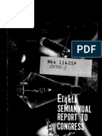 Eighth Semiannual Report to Congress 1 Jul. - 31 Dec. 1962