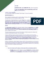 Taxation - G.R. L-4376 - Assoc. of Customs Brokers, Inc. vs Municipal Board of Manila et al