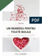 Un Remediu Pentru Toate Bolile - eBook Podia