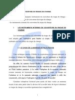 CHAPITRE 3 LA COUVERTURE DU RISQUE DE CHANGE