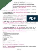 03 - RESUMO COM EXERCÍCIOS - COMUNICAÇÃO E COMPORTAMENTO INTERPESSOAL