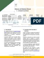 Manual Solarize - Cap. 7 - Projeto Elétrico
