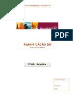 Planificação Robotica