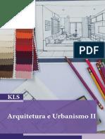 Arquitetura e Urbanismo II