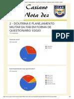 Questionário Google - 2 - DOUTRINA E PLANEJAMENTO MILITAR DA FAB EM FORMA DE QUESTIONÁRIO 1_2020.pdf