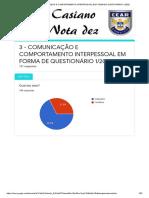 Questionário Google - 3 - COMUNICAÇÃO E COMPORTAMENTO INTERPESSOAL EM FORMA DE QUESTIONÁRIO 1_2020.pdf