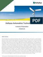 HOLI Presentation FY19q1 for investors.pdf