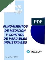Fundamentos de medicion y Control de Variables Industriales