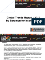 Euromonitor International Global Travel Trends Report 2010