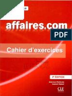 Affaires Com Cahier