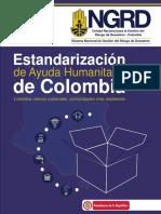3. Manual de Estandarización de Ayuda Humanitaria