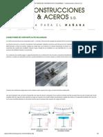 CONECTORES DE CORTANTE AUTO SOLDABLES - Construcciones y Aceros S.A