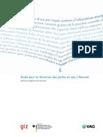 unwater_reduction_des_pertes_en_eau_resume_fr