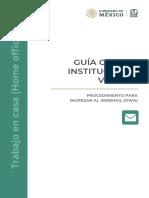 GUIA WEBMAIL