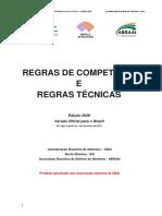 Atletismo - Regras oficiais - edicao2020